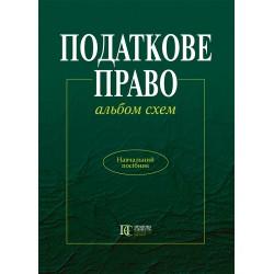 Податкове право України:...