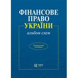 Фінансове право України...